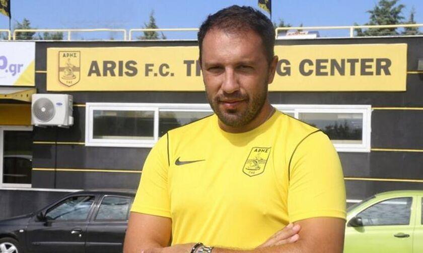 Επίσημο: Team manager στον Άρη ο Ναζλίδης