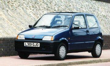 Τι καινοτομία είχε το πάμφθηνο Fiat Cinquecento;