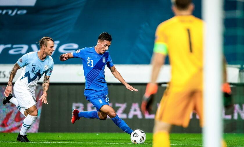 Σλοβενία - Ελλάδα 0-0: Ξεκούρδιστη κιθάρα...(highlights)