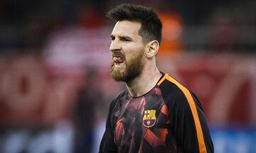Marca: «Ο Μέσι σκέφτεται να κάνει πίσω»