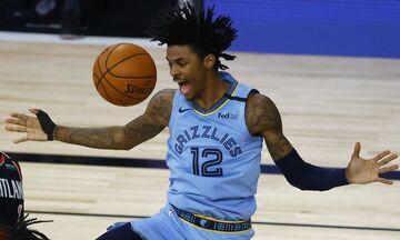 Τζα Μοράντ: Αυτός είναι ο ρούκι της σεζόν στο NBA (vid)
