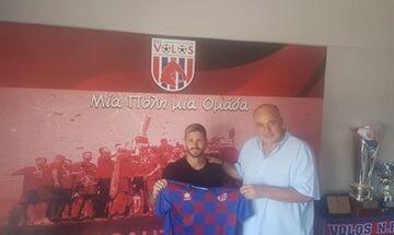 Βόλος: Υπέγραψε και ανακοινώθηκε ο Νίκο Μαρτίνες!