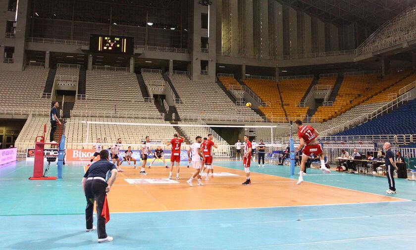 Στην ΕΡΤ για δύο χρόνια η  Volley League  ανδρών και Live Streaming με στοιχηματική εταιρεία