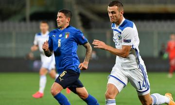Nations League 2020-21: H Βοσνία σταμάτησε την Ιταλία (highlights - αποτελέσματα)