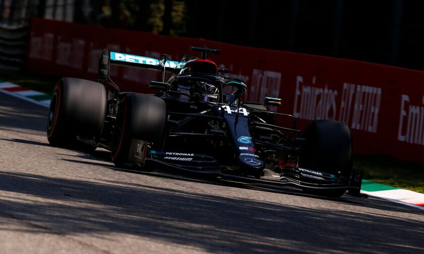 Grand Prix Ιταλίας: Έφτασε τις 94 pole position ο Χάμιλτον, εκτός Q3 η Ferrari