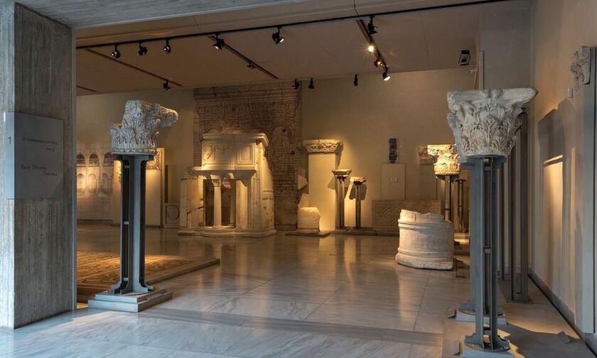 Σεπτέμβριος 2020 στο Μουσείο Βυζαντινού Πολιτισμού