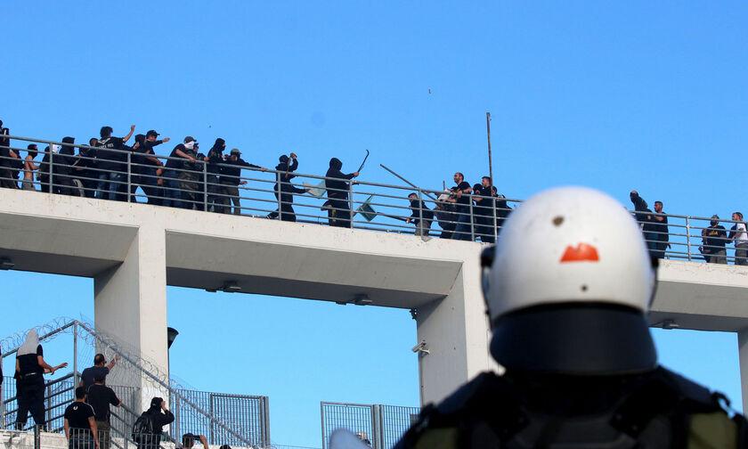 ΑΕΚ - Ολυμπιακός: Οργή των Αστυνομικών Θεσσαλίας για τον τελικό στο Πανθεσσαλικό!