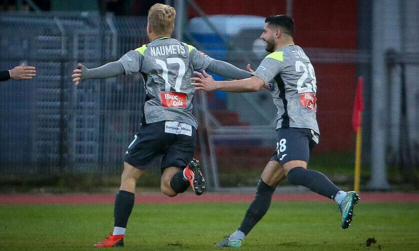 Παναιτωλικός – ΠΑΣ Γιάννινα 0-1: Ο Νάουμετς έκανε τη διαφορά