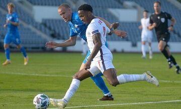 Nations League: Δύσκολη νίκη για την Αγγλία, ξεκίνημα με εντός έδρας ήττα η Κύπρος (vids)