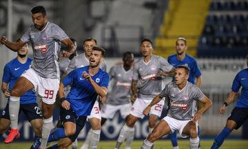 Ατρόμητος-Ολυμπιακός 1-0: Τα highlights του φιλικού στο Περιστέρι με ντεμπούτο Ραφίνια (vid)