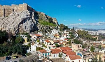 Αναφιώτικα: Η πιο παλιά και ιστορική γειτονιά της Αθήνας (vid)