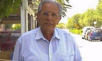 Πέθανε ο δημοσιογράφος και συγγραφέας της σειράς «Ορκιστείτε Παρακαλώ», Μανώλης Καραμπατσάκης