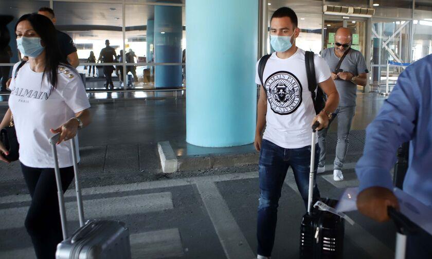 ΠΑΟΚ: Στη Θεσσαλονίκη ο Ζίβκοβιτς για να υπογράψει