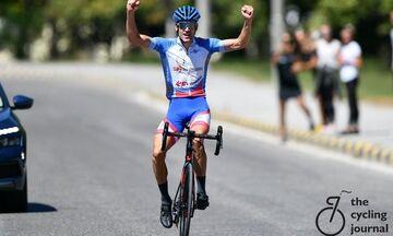 Ποδηλασία: Πρωταθλητής ο Περικλής Ηλίας στον δρόμο αντοχής Ανδρών