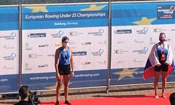 Κωπηλασία: Χρυσά μετάλλια από Κυρίδου, Αναστασιάδου στο Ευρωπαϊκό Πρωτάθλημα