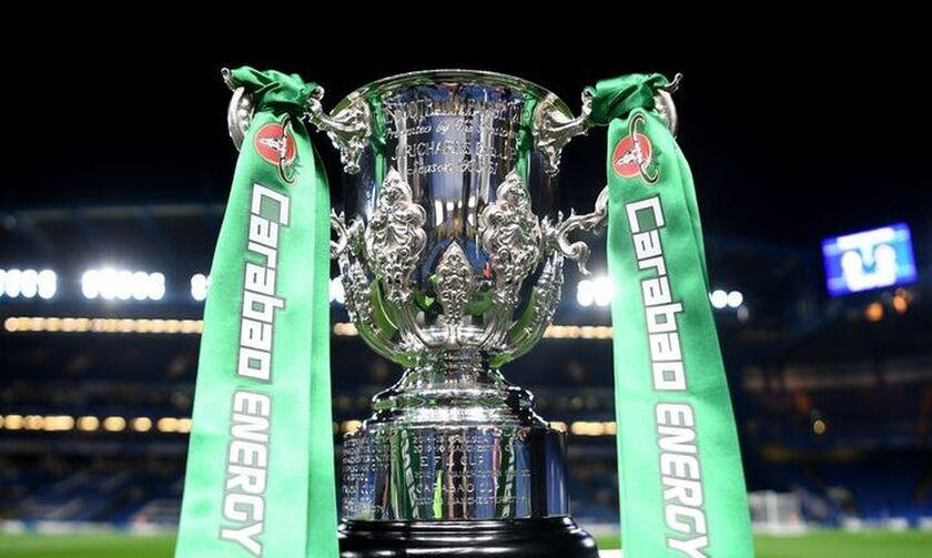 Carabao Cup: Η κλήρωση στον 2ο και 3ο γύρο