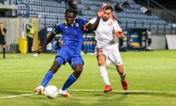 Αστέρας Τρίπολης - Ολυμπιακός Βόλου 4-0: Ο Μπαράλες σκοράρει και στα φιλικά