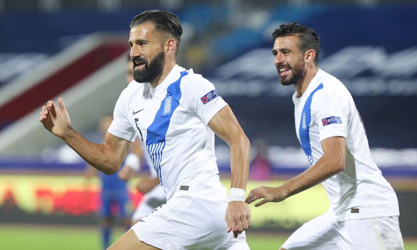 Κόσοβο-Ελλάδα: Ο Σιόβας κάνει το 2-0 για την Εθνική ομάδα (vid)