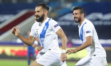 Κόσοβο-Ελλάδα 1-2: Τα έκανε δύσκολα ο Μπάρκας, αλλά έκανε το διπλό (Highlights)