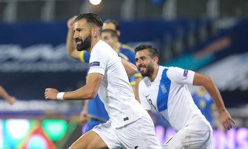 Το παρθενικό γκολ του Σιόβα με την εθνική και το συμβόλαιο με τη Λεγανές