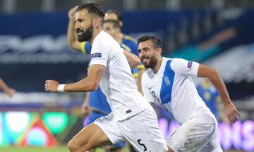 Τι είπε ο Σιόβας για Μανωλά, Σβάρνα και το πρώτο του γκολ με τη φανέλα της Εθνικής