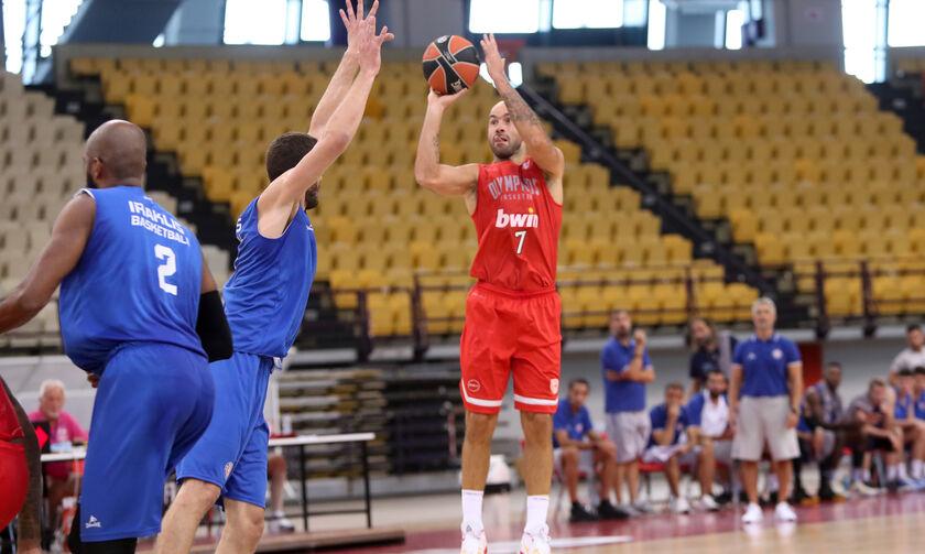 Ολυμπιακός- Ηρακλής 88-75: Ξέσπασε στο τελευταίο 3λεπτο