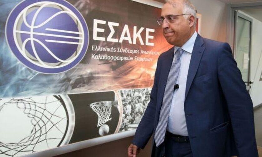 Εμφύλιος στον Ηρακλή: Δρακόπουλος: «Με αυτούς στη διοίκηση, εγώ δεν ασχολούμαι!»