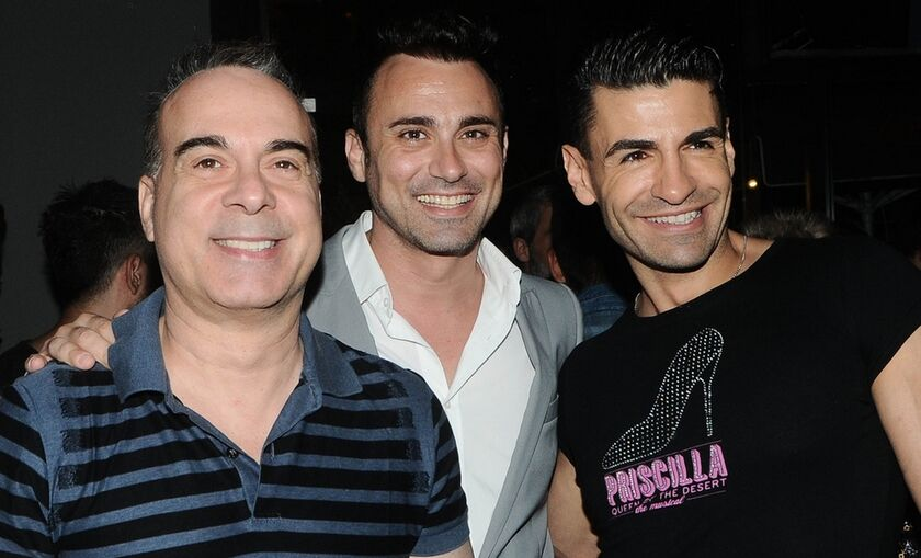 Γιώργος Καπουτζίδης: «Η ομοφυλοφιλία δεν με εμπόδισε να κάνω τα όνειρά μου πραγματικότητα» (vid)