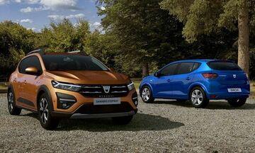Αλλαγή σελίδας για το νέο Dacia Sandero