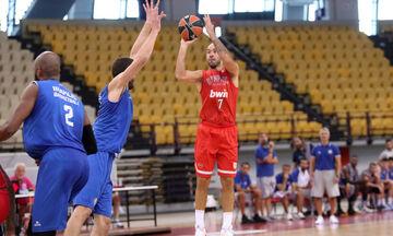 Ολυμπιακός - Ηρακλής 88-75: Στιγμιότυπα από τη φιλική νίκη στο ΣΕΦ (vid)