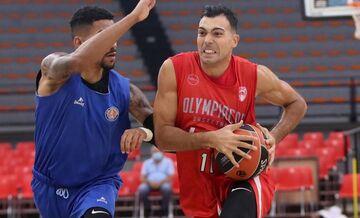 Ολυμπιακός: Γρήγορο μπάσκετ - Κλεψίματα - Μπήκαν και τα τρίποντα!