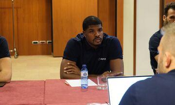 Euroleague: Τηλεδιάσκεψη Μπερτομέου με παίκτες της ELPA για την πανδημία