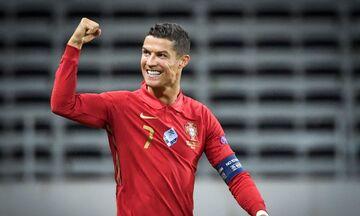 Ο Κριστιάνο Ρονάλντο έγραψε ιστορία: 100 γκολ με την Πορτογαλία - Δεύτερος στον κόσμο (pics-vids)