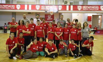 Ολυμπιακός: Στη 2η θέση για το πρόγραμμα «One Team»! (pic)