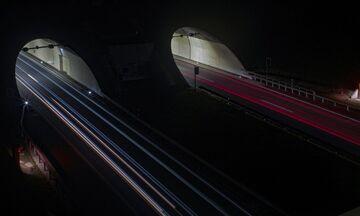 Αττική Οδός: Πάει Ραφήνα, Βουλιαγμένης, Εθνική Οδό -Αστική Σήραγγα Ηλιούπολης, σήραγγα Αργυρούπολης
