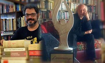 Τα Βραβεία Literature.gr στον Νίκο Χρυσό καιΛάζλο Κρασναχορκάι