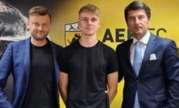 AEK: Υπέγραψε ο Ραντόνια!