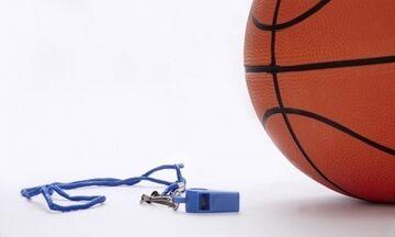 Οι διαιτητές του Κυπέλλου μπάσκετ - Ποιοι σφυρίζουν στο Δάφνη Δαφνίου - Ολυμπιακός Β'