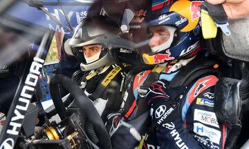 Hyundai Motorsport: Στο Λουτράκι τις δοκιμές για το WRC - Ο Αυγενάκης συνοδηγός με Λεμπ!