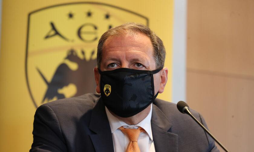 Μάκης Αγγελόπουλος: «Υπάρχει μια ελαφρώς ρατσιστική διάθεση προς τους οπαδούς»