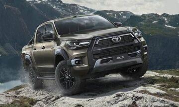 Ήρθε το νέο Toyota Hilux - Δείτε τις τιμές