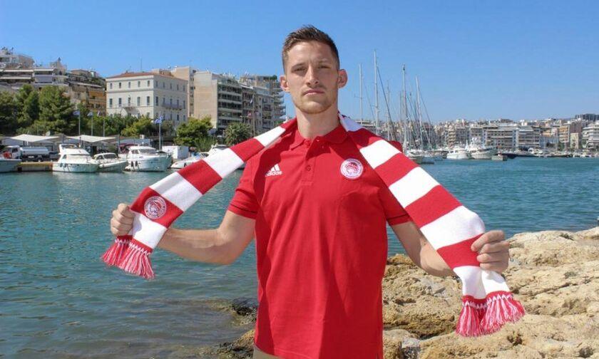 Κλάγιτς: «Ανυπομονώ να αγωνιστώ στον Ολυμπιακό»