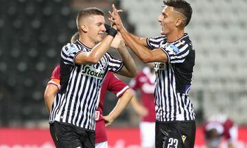 ΠΑΟΚ - ΑΕΛ 1-0: Ντιέγκο... Τζόλης (highlights)