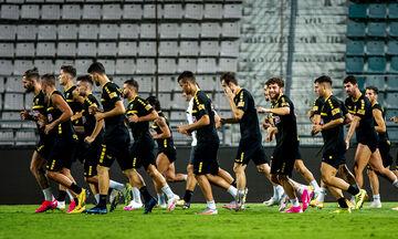 ΑΕΚ: Τα πλάνα του Μάσιμο Καρέρα για τον τελικό με αντίπαλο τον Ολυμπιακό