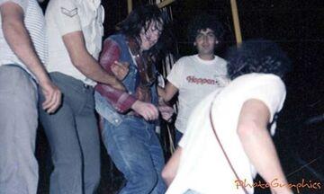 Ο Ρόρι Γκάλαχερ δεν ήθελε να πεθάνει στη Νέα Φιλαδέλφεια - Το ανελέητο ξύλο ροκάδων με αστυνομικούς