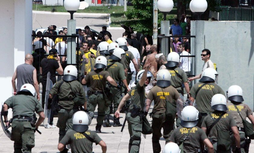 AEK - Ολυμπιακός: Σύσκεψη για τα μέτρα ασφαλείας και τελικός... χωρίς Μπέο