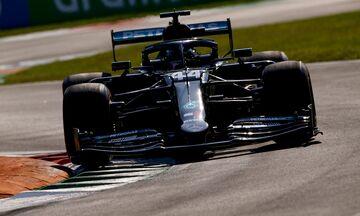 Grand Prix Ιταλίας: Απλησίαστος ο Χάμιλτον και νέα pole position