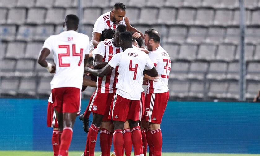 ΑΕΚ – Ολυμπιακός 0-1: Τα πήρε όλα κι έφυγε!