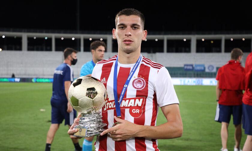 Λάζαρ Ραντζέλοβιτς: Ο MVP του τελικού!