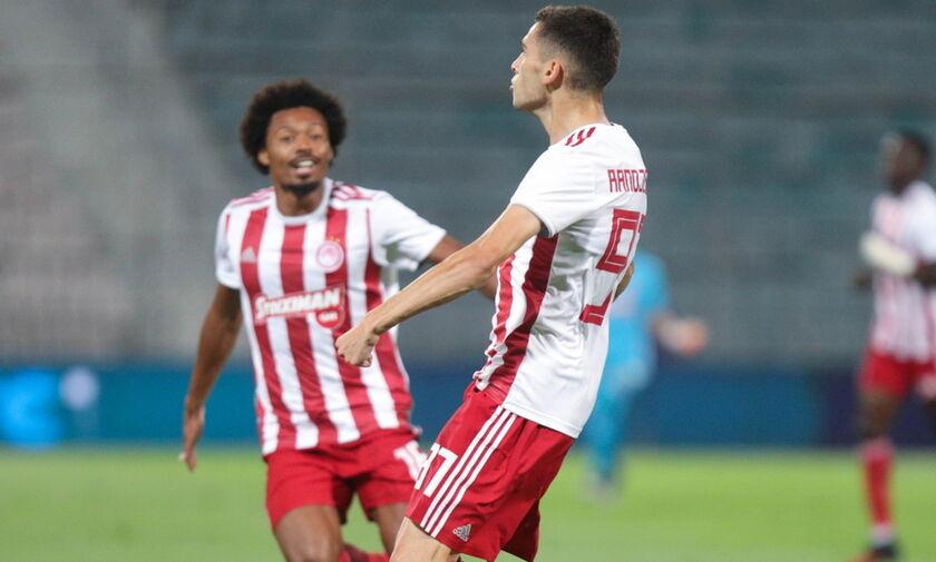 ΑΕΚ - Ολυμπιακός 0-1: Τα highlights του αγώνα